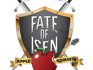 Fate of Isen - A year of RPG