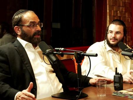 Latest Talks Podcast - Episode #12 | Topics: The Founding of BP Shomrim & Dee Voch Magazine.