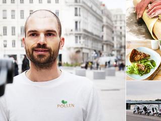 Pollen - La startup lyonnaise qui réinvente la pause déjeuner