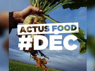Actus food : campagne Daddy, nouveau label frais, rachat Bio c'Bon, ferments Danone...