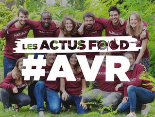 Actus Food : Hari'culteurs, Vaches durables, Appli anti-gaspi, Recette La Belle Vie...