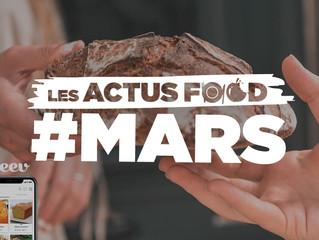 Les actus food : succès de Geev📱, top 10 des lancements bio🏆, 190M pour Rholik✨, spots TV👌...