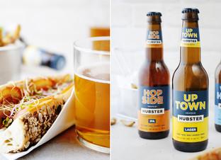 Hubster - La bière qui a tout d'un hub