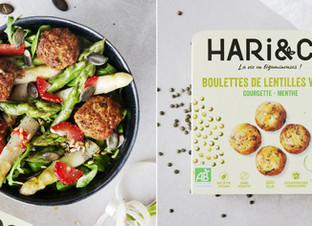"""Hari&co - La marque qui veut """"changer le monde par l'alimentation"""""""