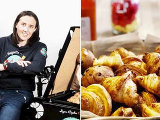 Baguette à Bicyclette - La startup lyonnaise qui livre le petit déj' avant votre réveil