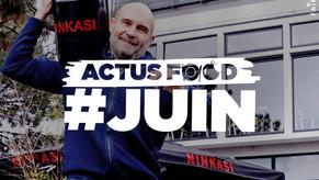Actus Food : Ninkasi, Les Nouveaux Fermiers, allégations pack, Omie & Cie...
