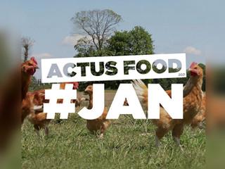 Actus food : Éco-score, Spot System U, Pinterest Predicts, Retour de la consigne, Pailles en seigle