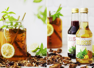 Deliscus - La marque qui réinvente le soda