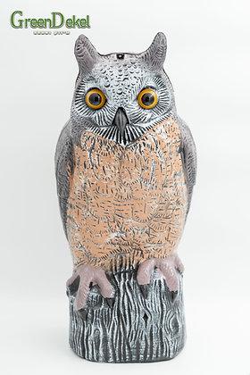 הדחליל המבהיל - הרחקת ציפורים ויונים