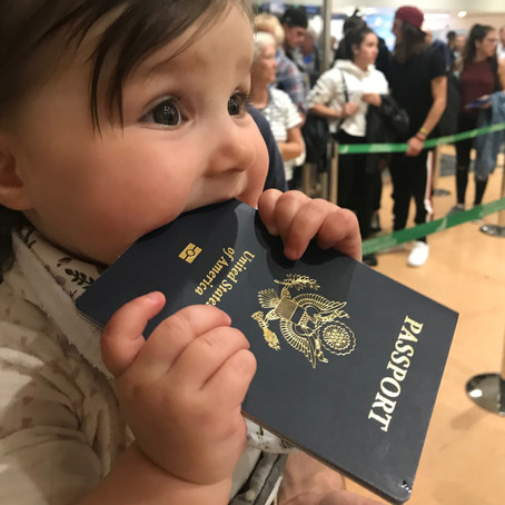 Everything you need to know about traveling with your baby!