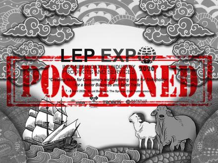 LEP EXPO 2020 Postponed