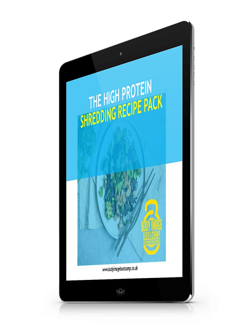 The High Protein Recipe Pack