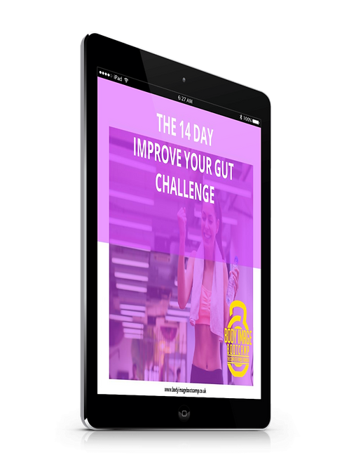 The 14 Day Improve Your Gut Challenge