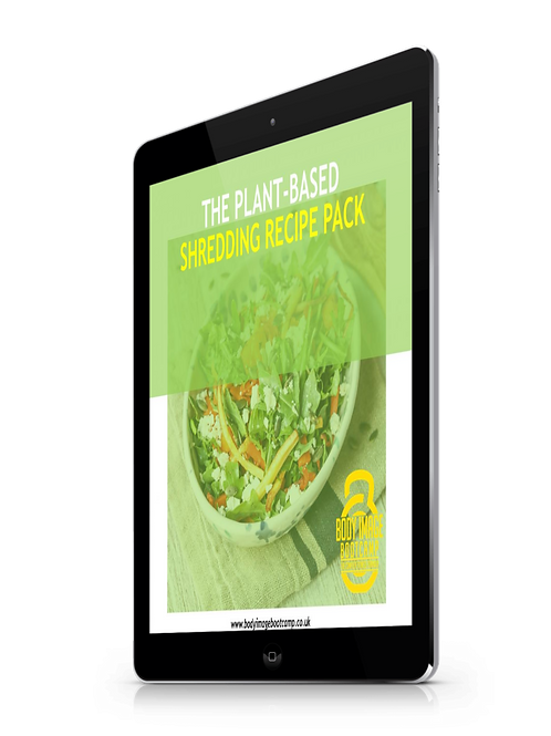 The Plant-Based Recipe Pack