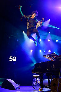 Jamie-Cullum- 50 years Montreux Jazz Fes