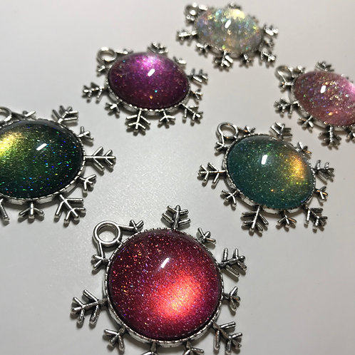 2017 Holiday Ornaments