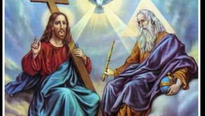 LA TRINIDAD DIVINA NO ES UN CONCEPTO EXCLUSIVO DEL CRISTIANISMO...