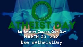 Declaración Conjunta del Día del ateo