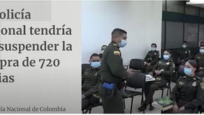 Asociación de Ateos de Bogotá le gana pulso a La Policía  Nacional sobre la compra de Biblias.