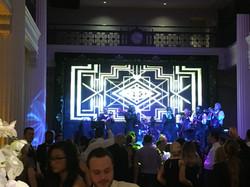 8' x 20' LED display