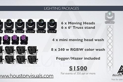 Lighting Package #6
