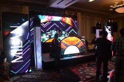 Multi screen LED Display