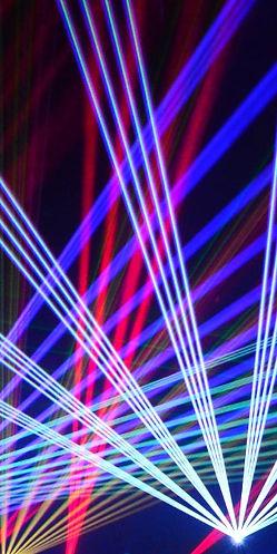 Laser Light show in Houston