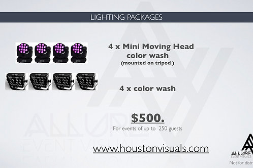 Lighting package #1