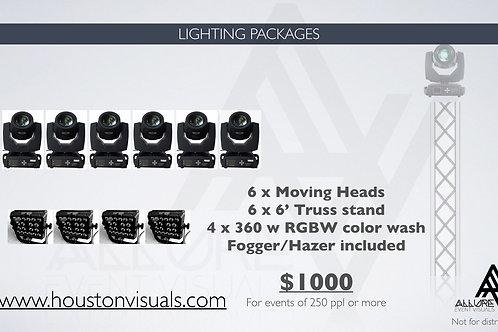 Lighting Package #4