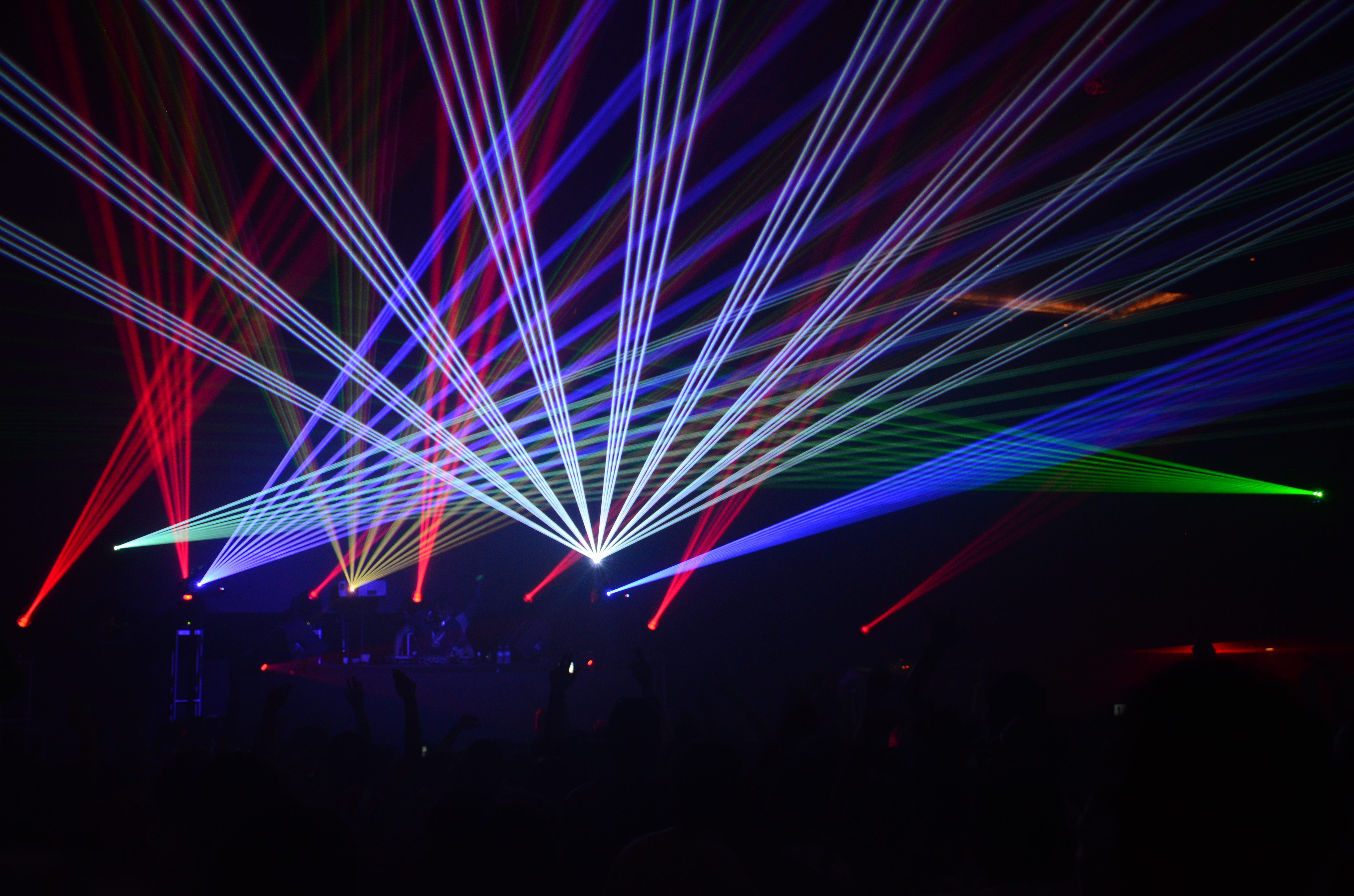 Lasers in Houston