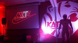 Katy football / Nike