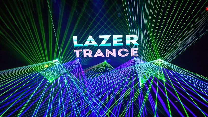 Lazertrance @ Stereo Live Houston