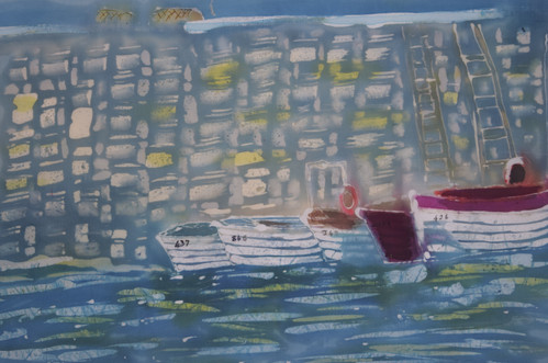 Fishing Boats, Clovelly