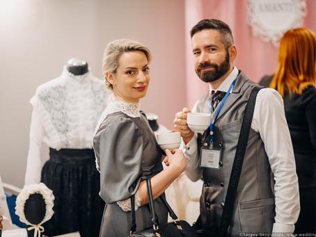 Фото отчёт свадебной выставки WedExpo Day4You 2018