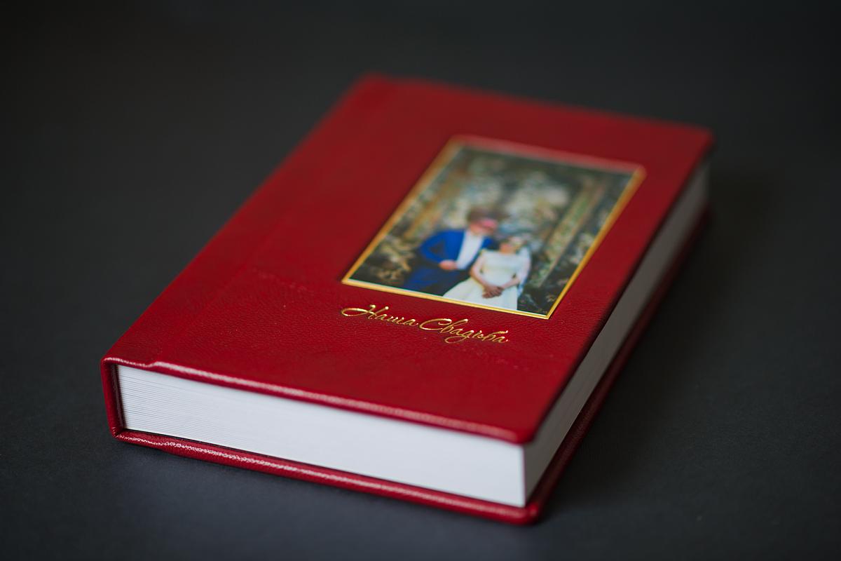 Свадебный фотоальбом 20х30см