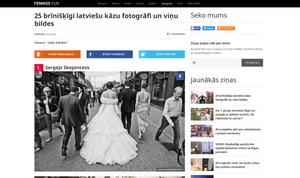 25 brīnišķīgi latviešu kāzu fotogrāfi un viņu bildes