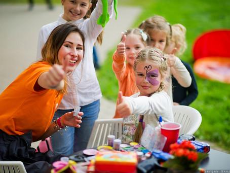 Участие в детской выставке KidsExpo 2016
