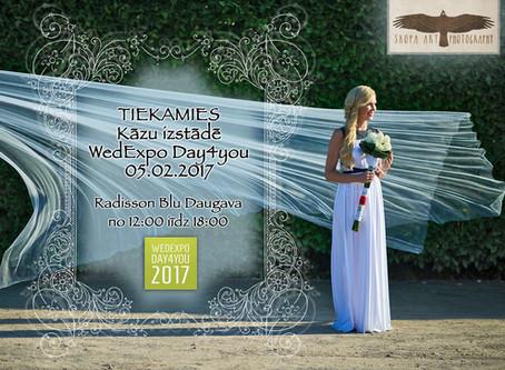 Свадебная выставка WedExpo Day4You 2017