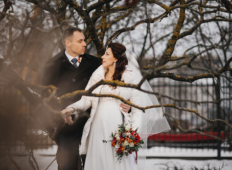 Начало свадебного сезона 2019