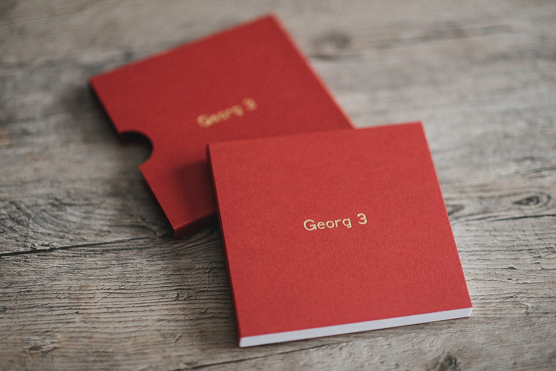 "Фотоальбом ""Easy Book"". Дизайнерский картон ""Red Lacquer"""