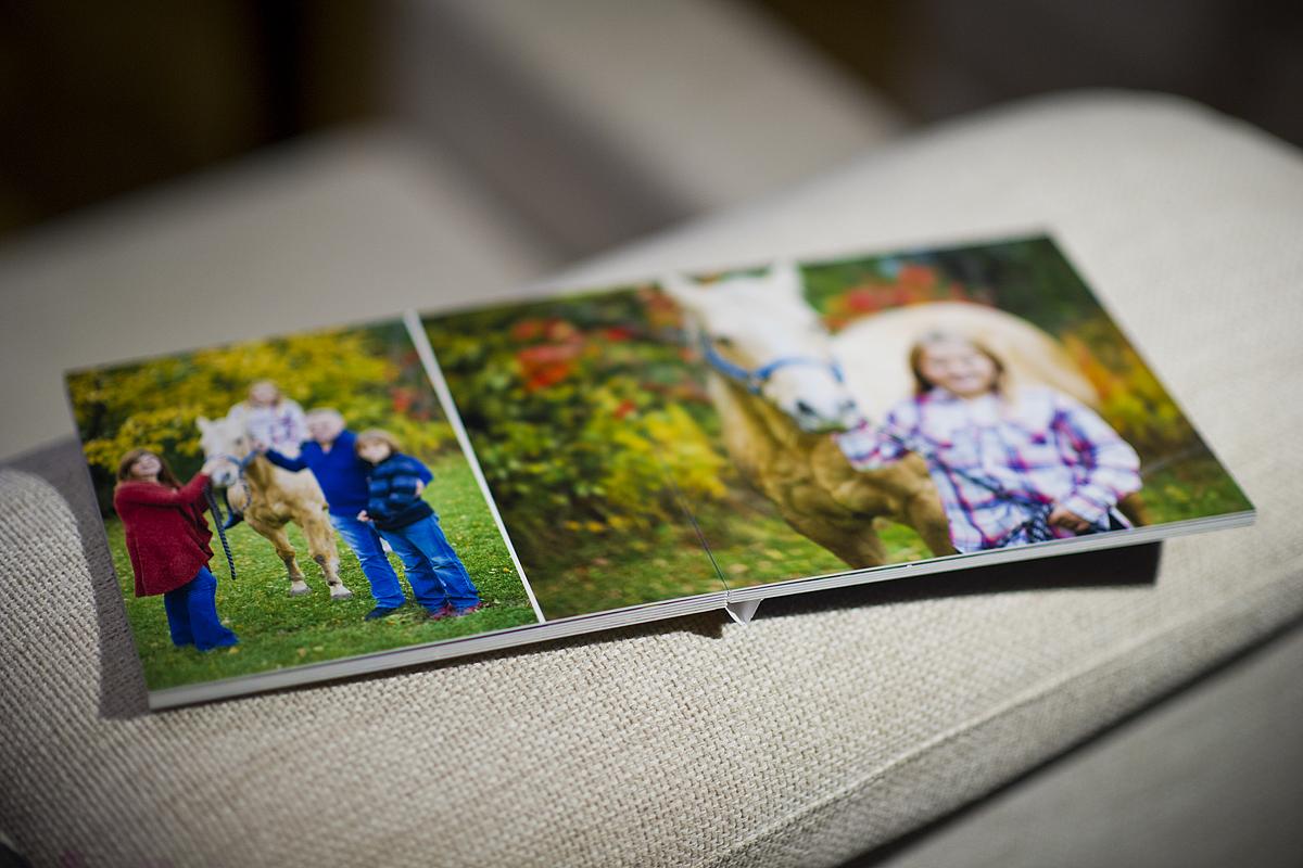 "Дизайн фотоальбома ""Tale Book"""