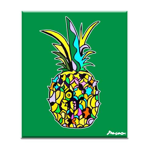 「不思議なパイナップル」