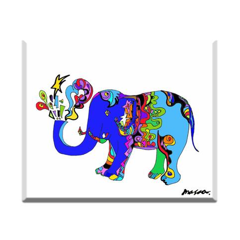 「幸せのゾウ」