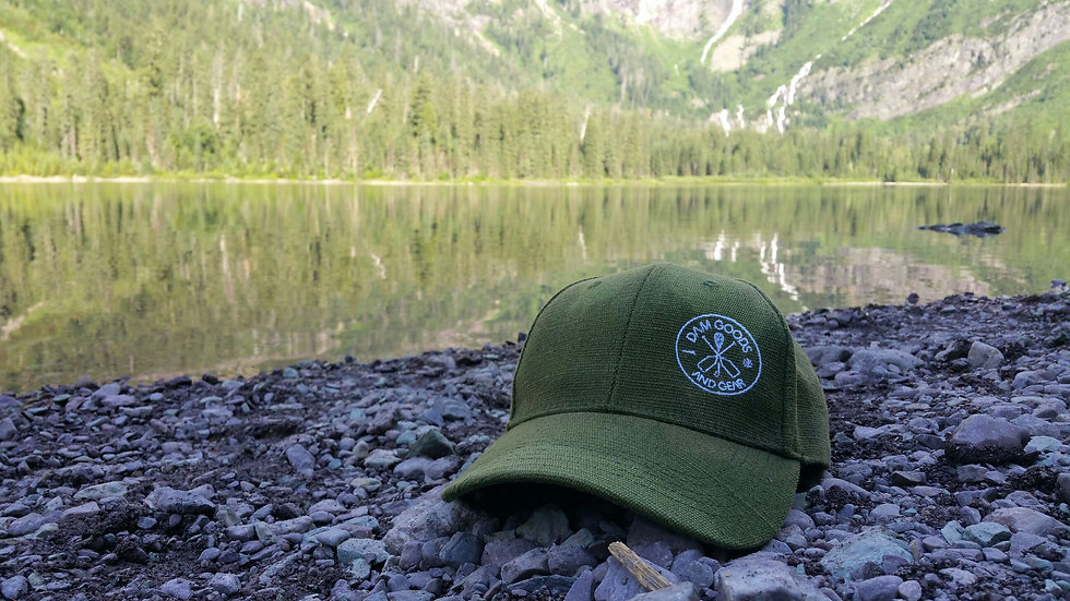 Do-Good Hemp Hat