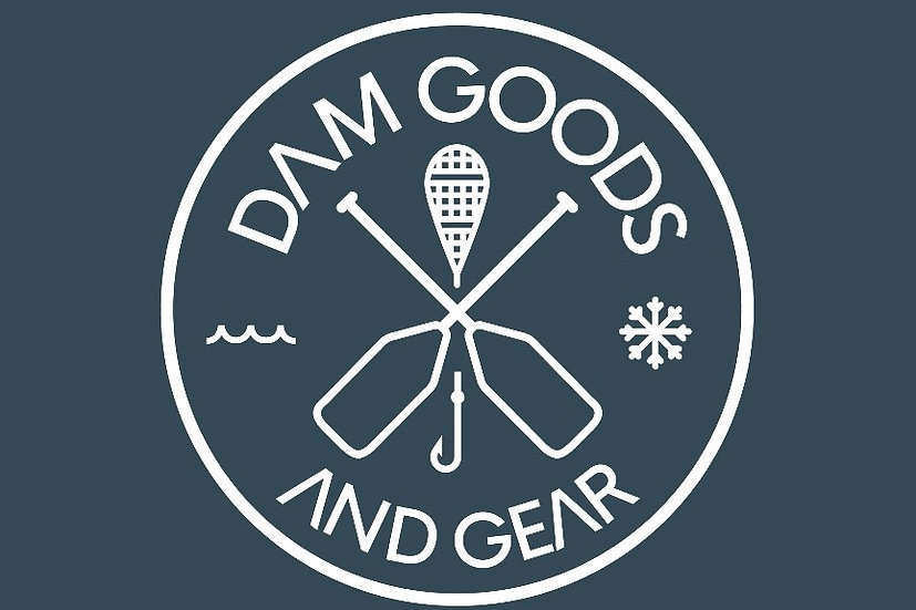 DAM good Sticker