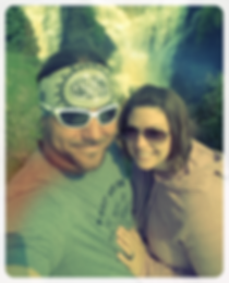 Hiking at Kakabeka Falls