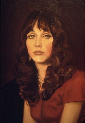 Cecilia (early portrait 1970)
