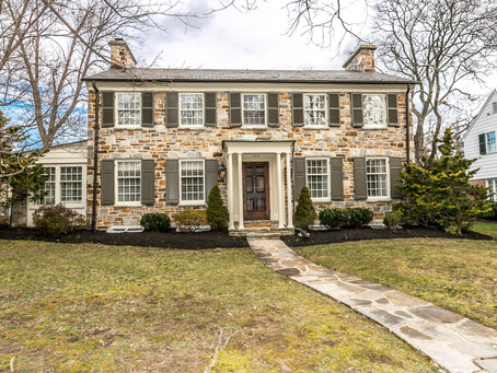 Classic Homeland Stone Colonial for Sale
