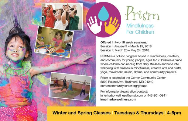Childrens' Programs Postcard
