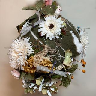 Hanging Floral 2
